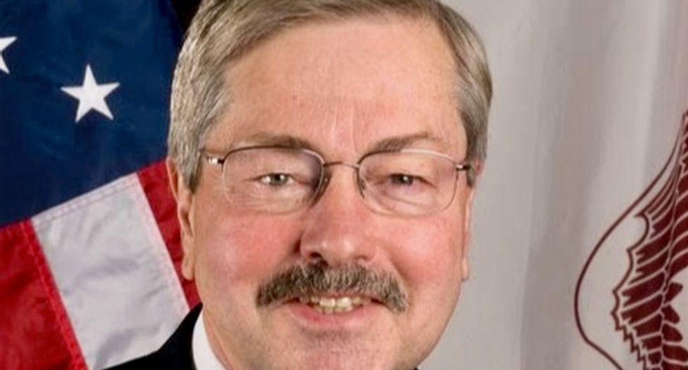 Trump picks Iowa Governor Branstad as US ambassador to China: transition official