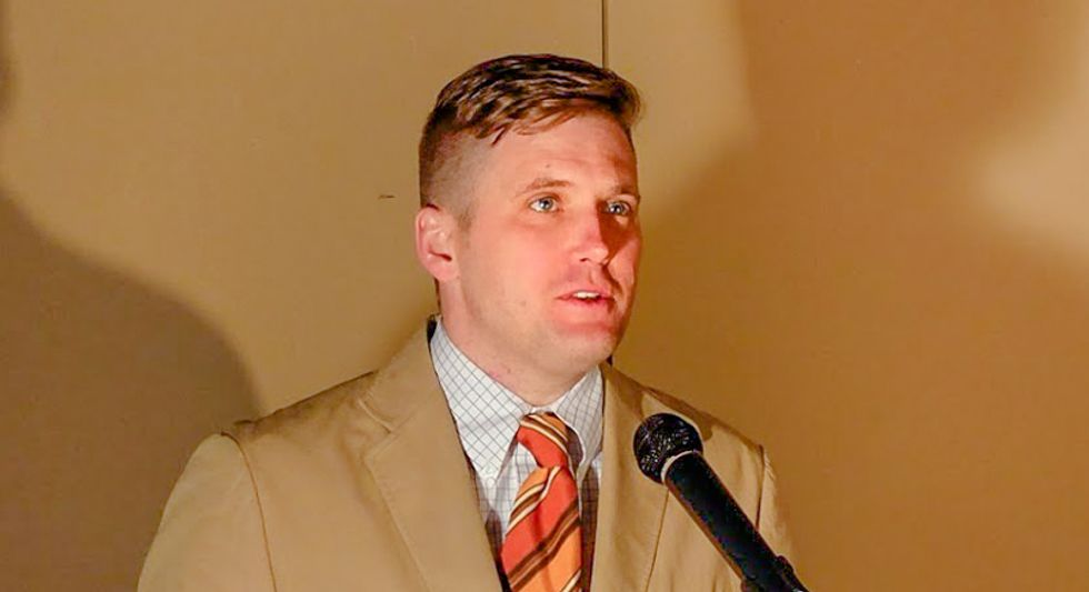 University of Florida says it can't legally prevent Richard Spencer speaking engagement