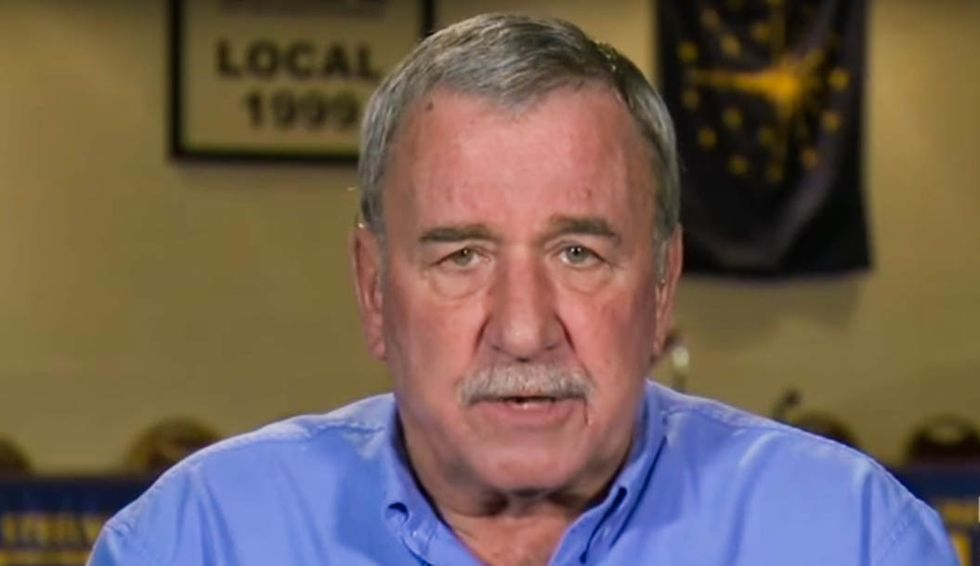 Union boss says Trump 'overreacted' to criticism — then questions his rep as 'skilled negotiator'