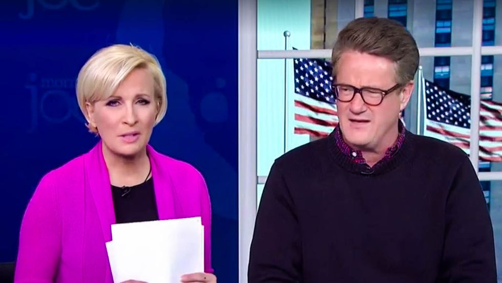 Morning Joe slams GOP's Russia love: 'Are you a RINO if you don't have shirtless pictures of Putin?'