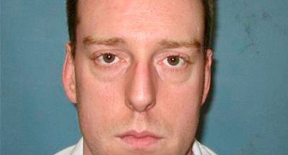 Alabama set to execute former Eagle Scout for 1994 murder