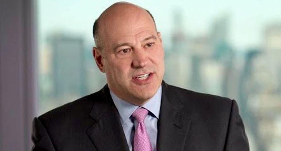 Trump offers Goldman executive Cohn key economic post: NBC