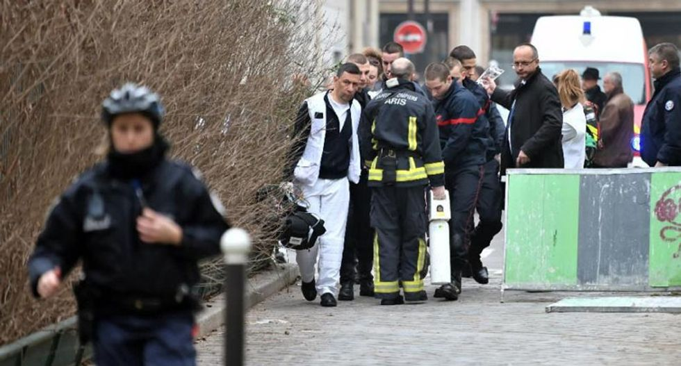 Almost half of French oppose publishing Mohammed cartoons: poll