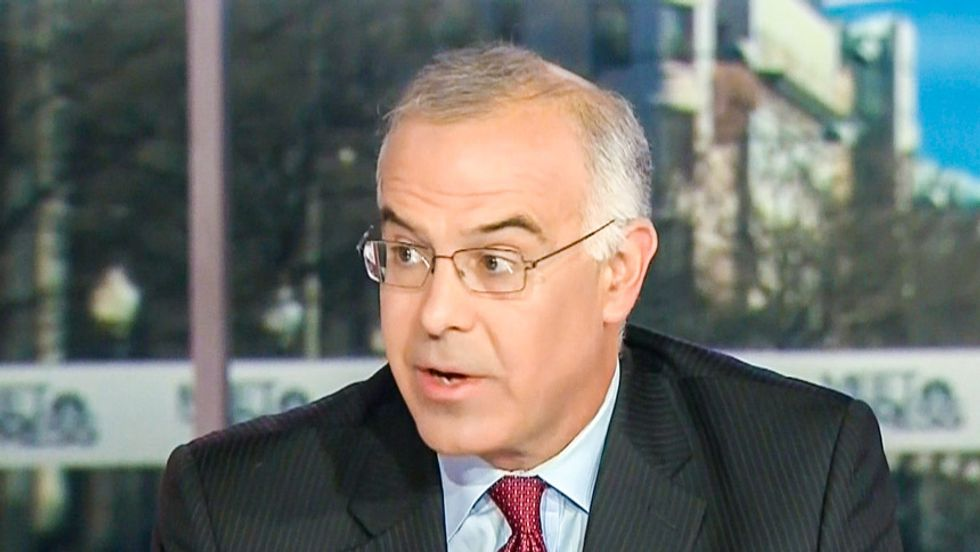 David Brooks: The Republican Party is repulsive to millennials and people of color