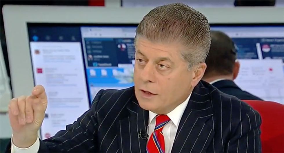 Fox legal analyst says Mueller has Trump 'in the line of fire' – and slams his colleagues for downplaying it