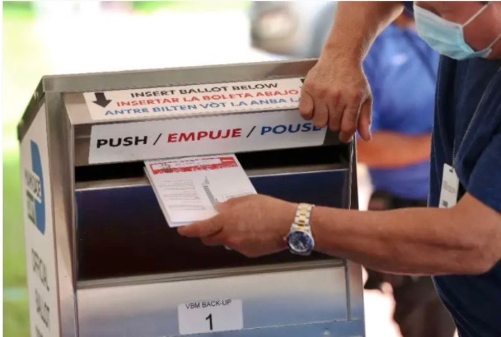 More than 1 million mail-in ballots could be rejected this election