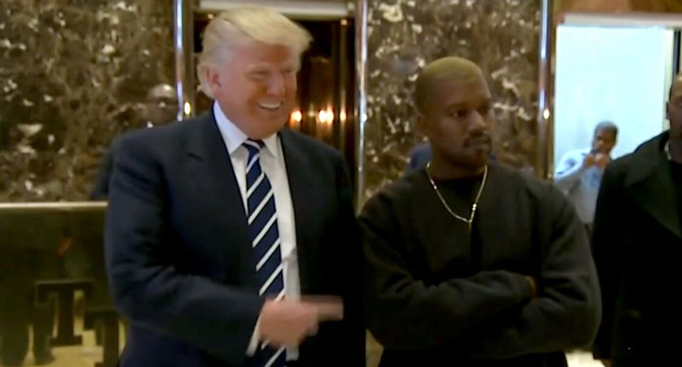 Washington Post reporter: Kanye's meeting with Trump was 'just sad' -- and a distraction