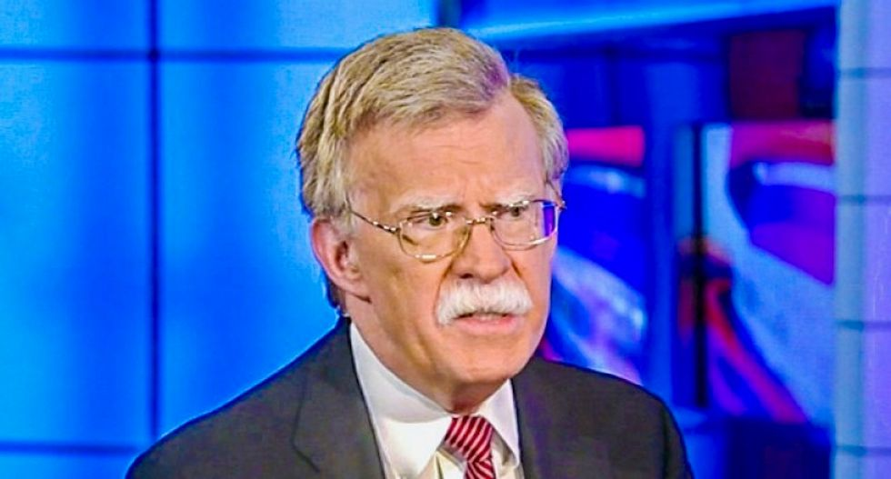 John Bolton says Trump moves could signal 'different,' tougher, China line