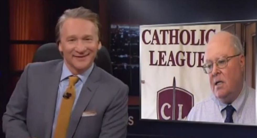 Bill Maher: Liberals 'bullying' me over criticizing Islam shouldn't wear #JeSuisCharlie buttons