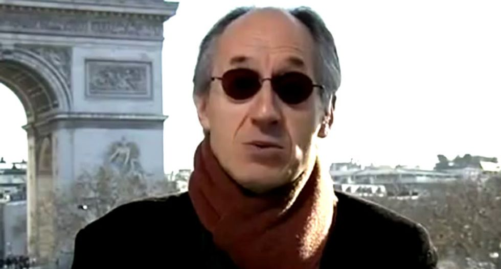 New 'Charlie Hebdo' editor scolds US media: When you blur our cover, 'you blur out democracy'