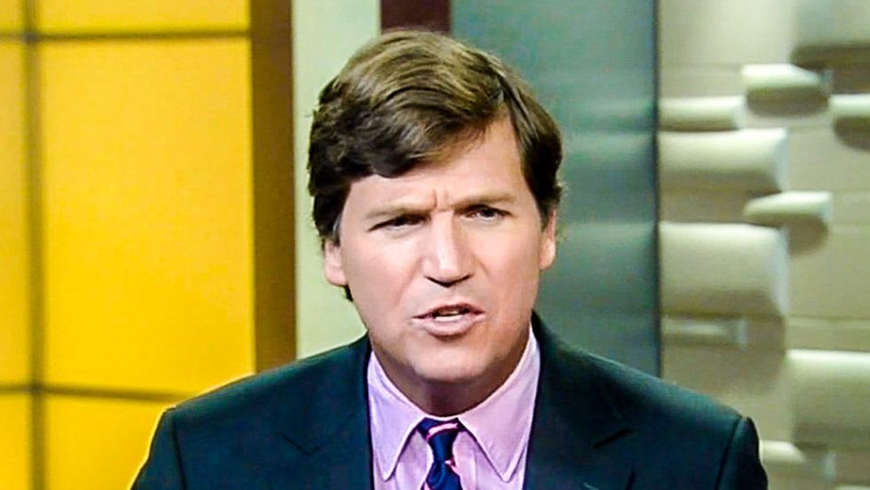 Tucker Carlson: Duke Univ. 'not inclusive' until they read anti-gay Bible verses on campus quad