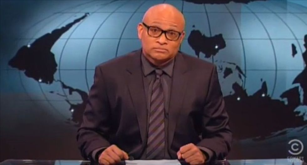 Larry Wilmore: Baltimore gang members sound 'like Noam Chomsky' compared to the cops