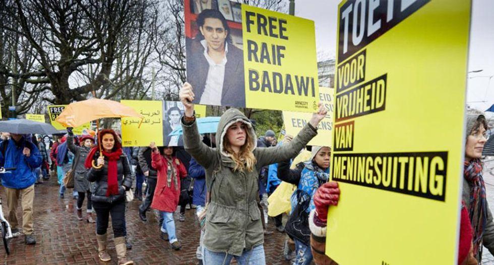 Saudi Arabia condemns foreign criticism of 1,000-lash sentence for blogger