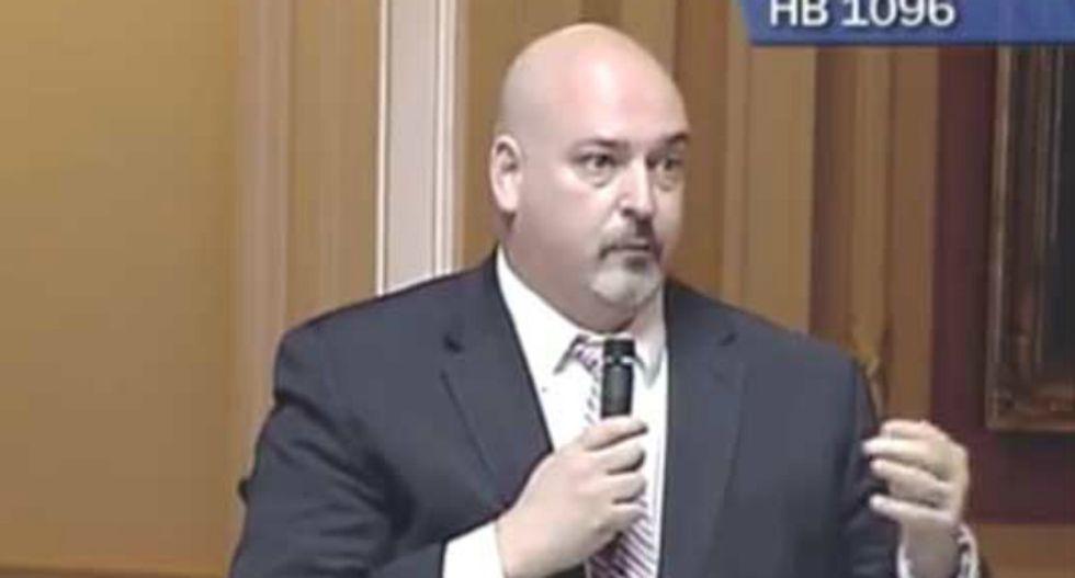 GOP lawmaker in Virginia goes 'ballistic' over anti-gun violence license plate
