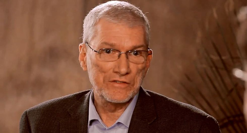 Creationist Ken Ham declares he's 'not a white person' -- and gets hilariously trolled by the internet