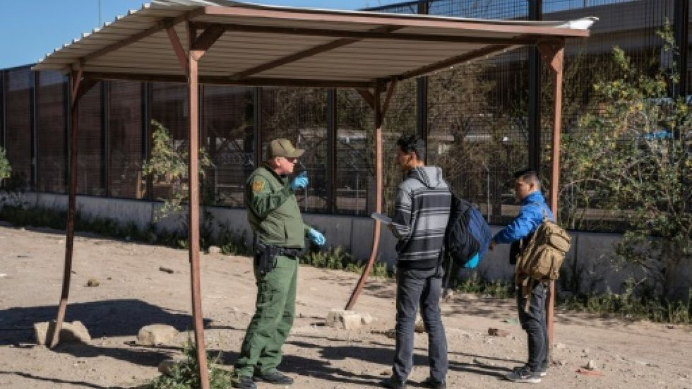 Federal judge blocks Trump policy of returning asylum seekers to Mexico