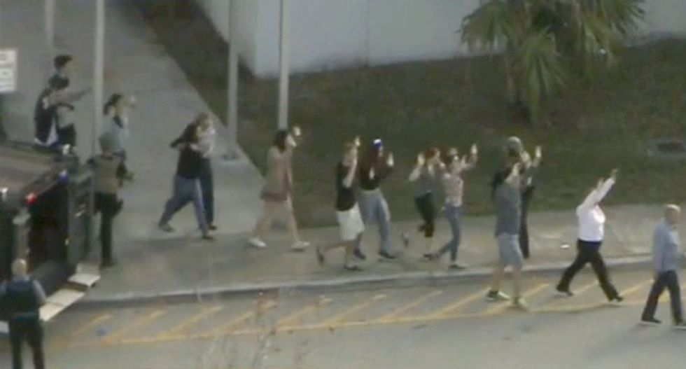 MSNBC's Chris Hayes documents how Parkland students are 'coming for' the GOP in the midterms
