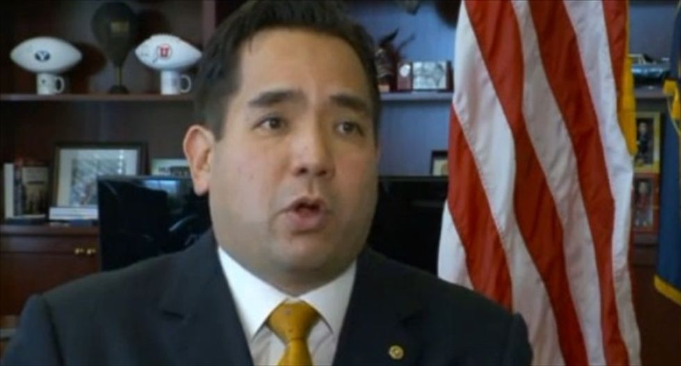Utah attorney general reveals undercover role in Colombian sex-trafficking sting
