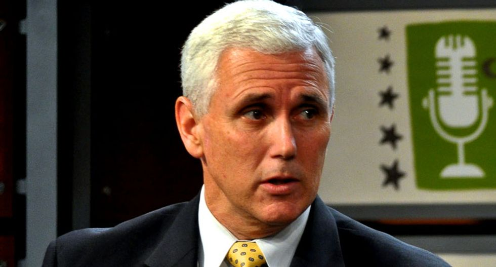 Mike Pence is the real extremist on the GOP ticket: Just look at his trail of victims in Indiana