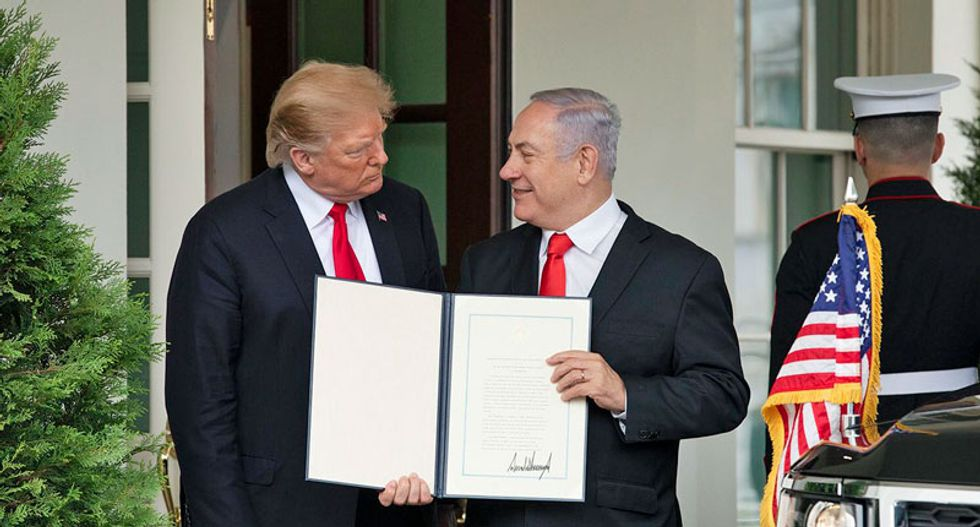 Netanyahu pledges to annex West Bank settlements after vote