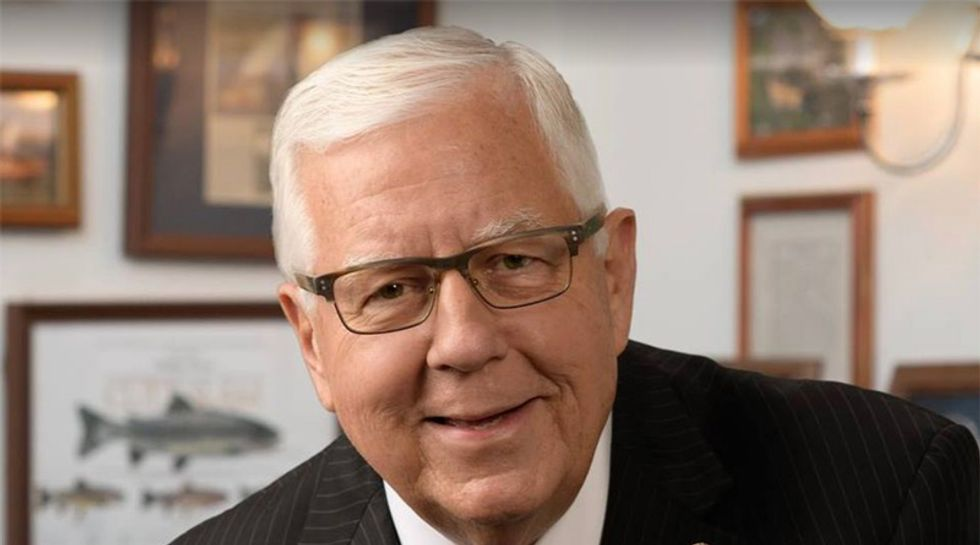 Wyoming GOP Senator Mike Enzi announces he is stepping down in 2020: report