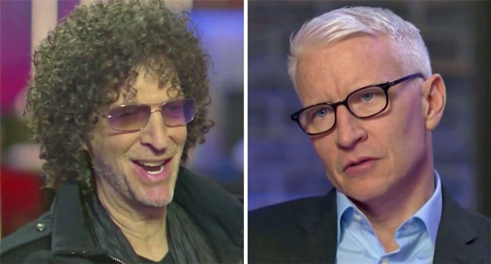 Howard Stern says Trump wants to rule 'with an iron fist' -- shouting 'off with their head'