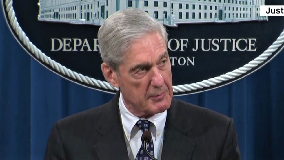 Mueller explains why he didn't recommend charging Trump -- and it's not because the president is innocent