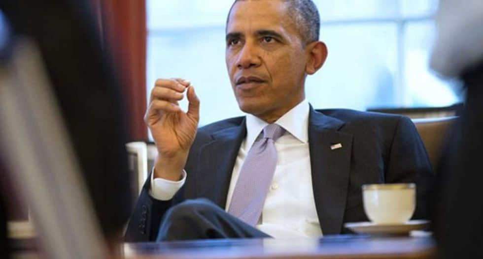 Obama signs bill banning US from importing goods produced by slave labor