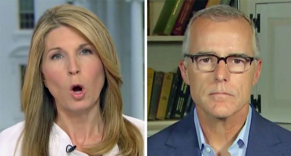 Trump's request for foreign interference 'reaffirms' why the FBI investigated Trump's Russia ties: Andrew McCabe