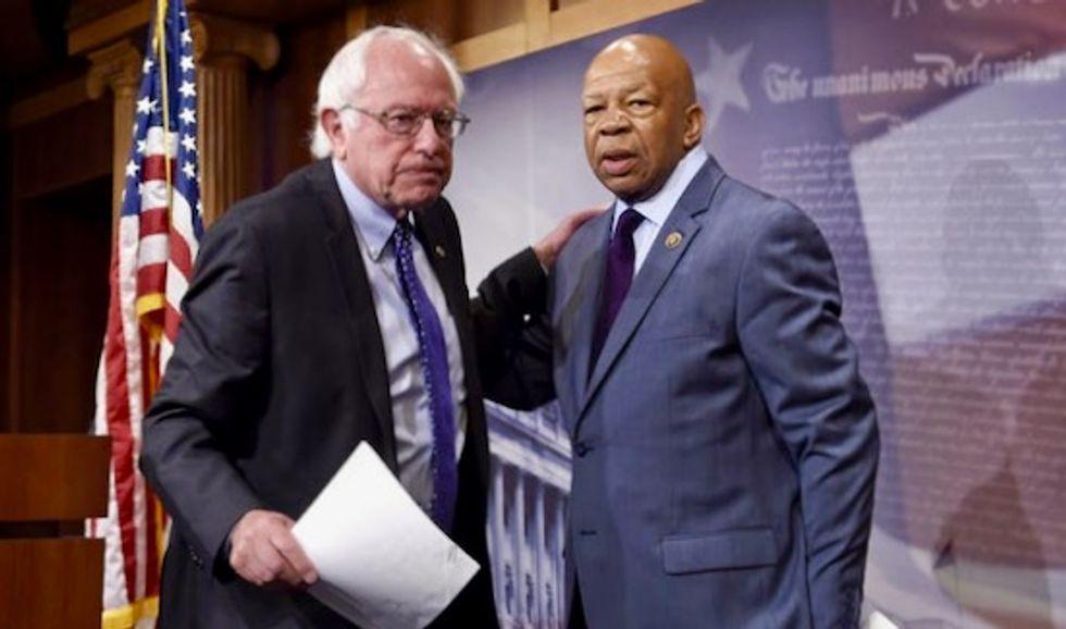 Sanders, Cummings demand DOJ investigate pharma giants for 'sick and disgraceful' price-fixing conspiracy