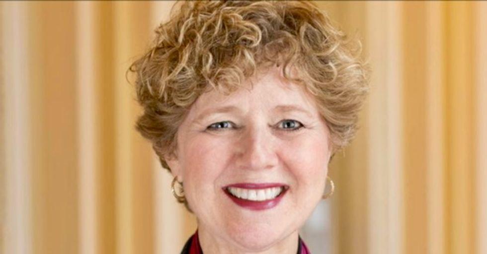 GOP Congresswoman in charge of recruiting Republican women to run for Congress quits Congress