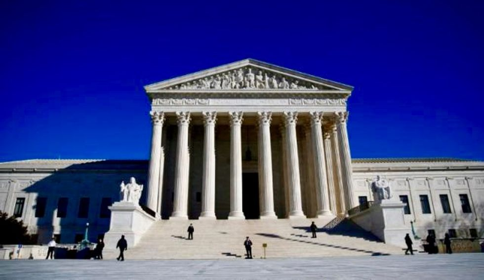 Supreme Court turns away Pennsylvania Republican's complaints over electoral map