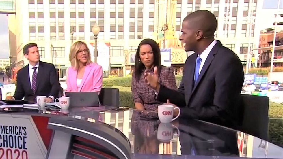 'It's already happening': CNN panel explains how Trump's racist rhetoric is inspiring violence