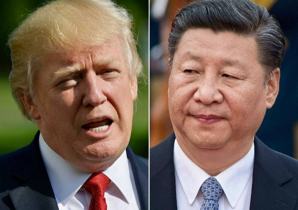 Trump: Hong Kong would be 'obliterated in 14 minutes' if not for me
