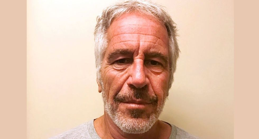 Jeffrey Epstein spent hours alone with mysterious young woman while jailed: report