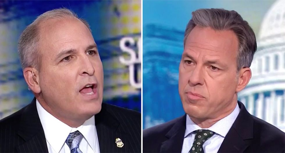 WATCH: CNN's Tapper grills Border Protection head for 'turning a blind eye' to Trump hiring undocumented workers