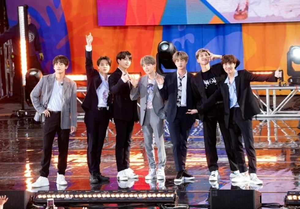 K-pop superstars BTS to take 'long-term break' after gruelling schedules