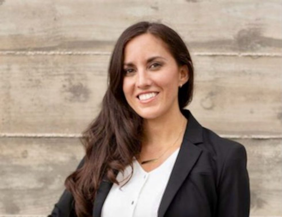 Latina organizer Cristina Tzintzún Ramirez enters Democratic primary to challenge Republican John  Cornyn