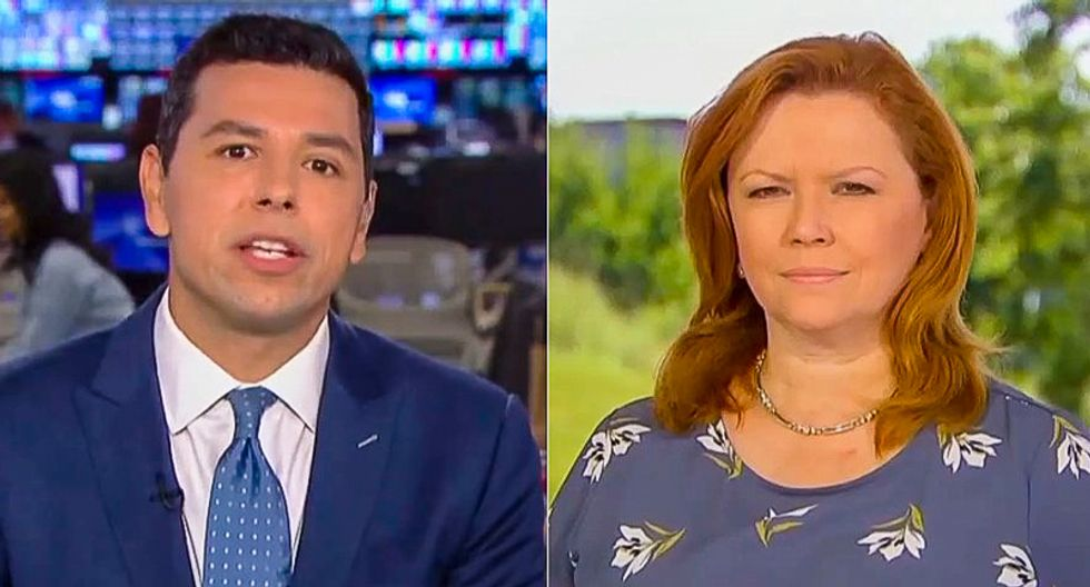 Top NBC reporter brazenly denies Trump prefers white immigrants: 'I'm not sure where you're getting that'