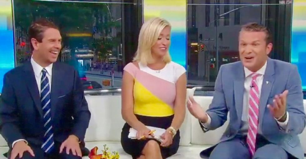 Fox and Friends: Climate change is the left's 'religion' – it's how they 'control your life'