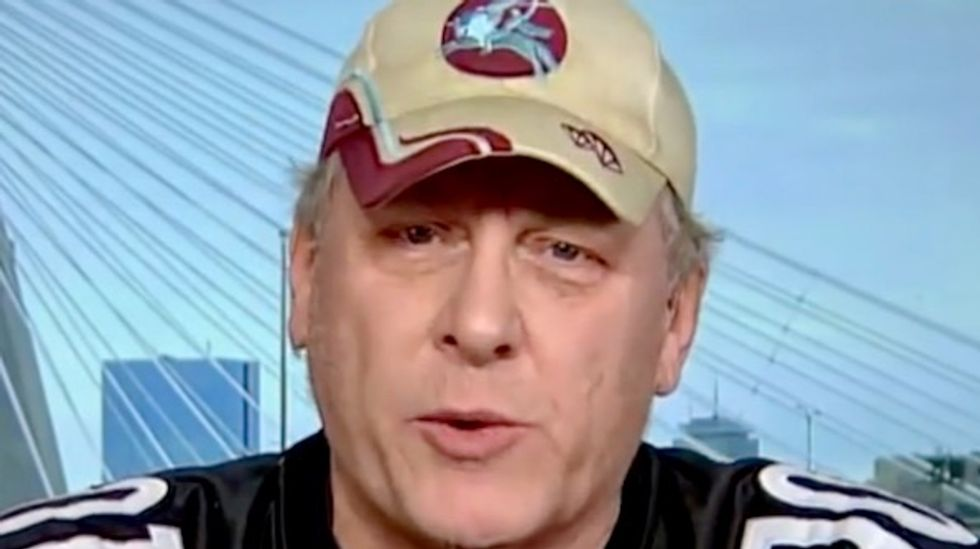 Internet digs up Curt Schilling's horrific history after Trump says it's 'terrific' he may run for Congress