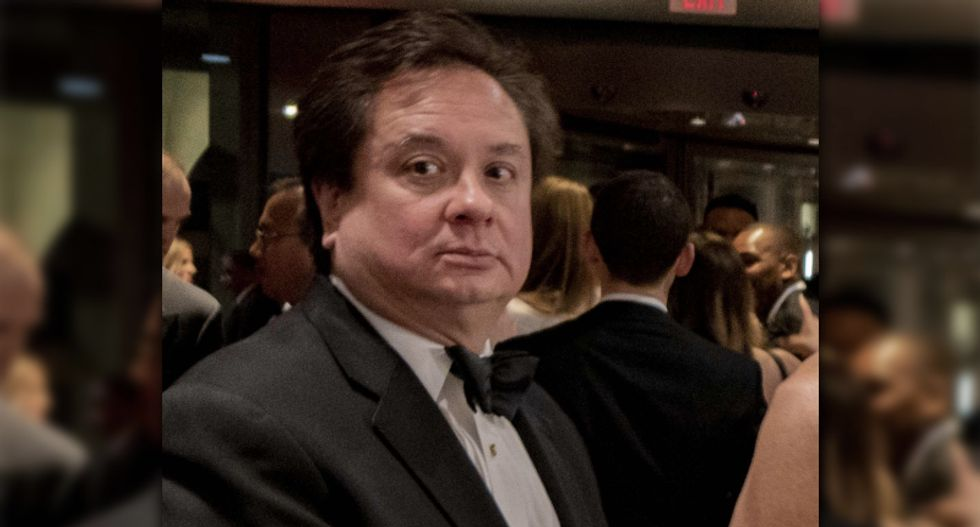 George Conway pushes case for immediate removal of 'irreparably defective' Trump after Alabama hurricane lies