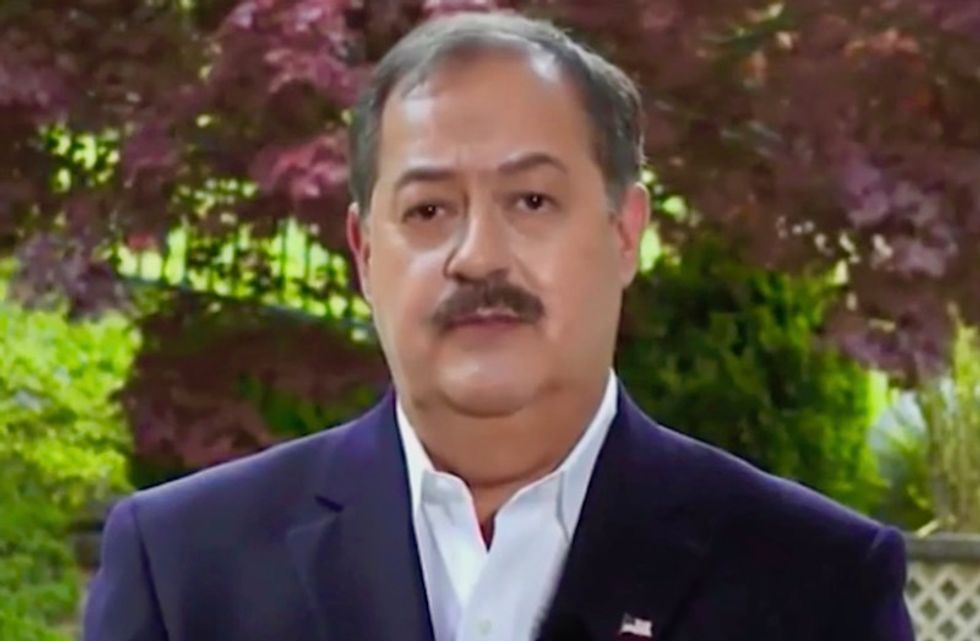 Failed West Virginia candidate Don Blankenship attacks Trump in post-defeat open letter