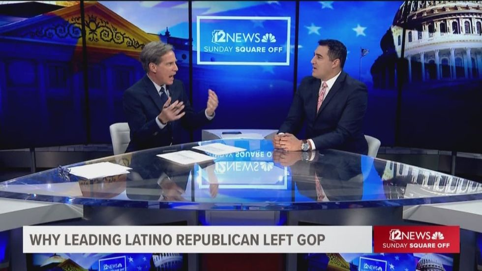 Latino voter who backed the GOP for 20 years finally reaches his breaking point after Trump makes racism mainstream again