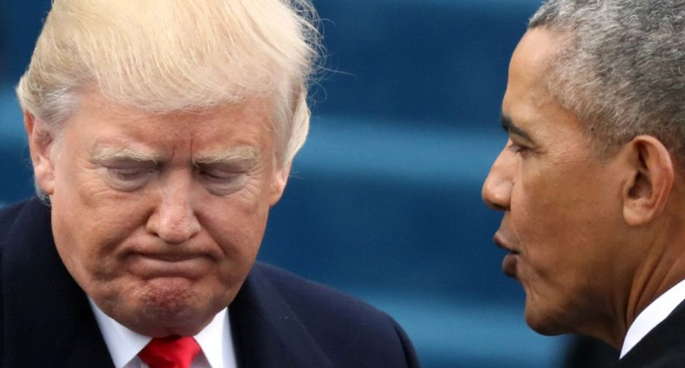 Only two countries think Trump is doing a better job than Obama did