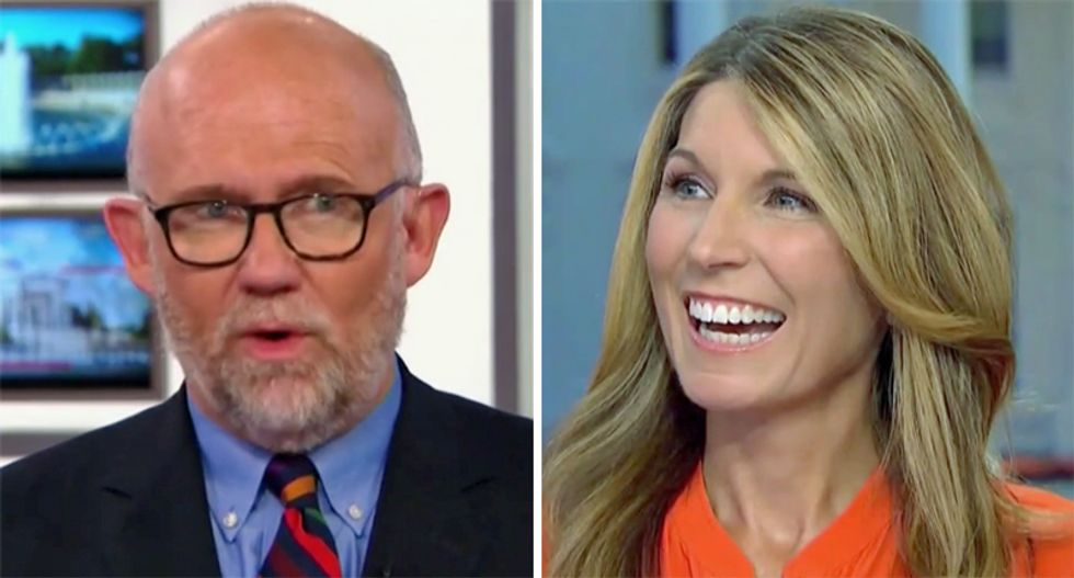 Watch Rick Wilson destroy Mike Pompeo for now being a 'co-conspirator' with Trump