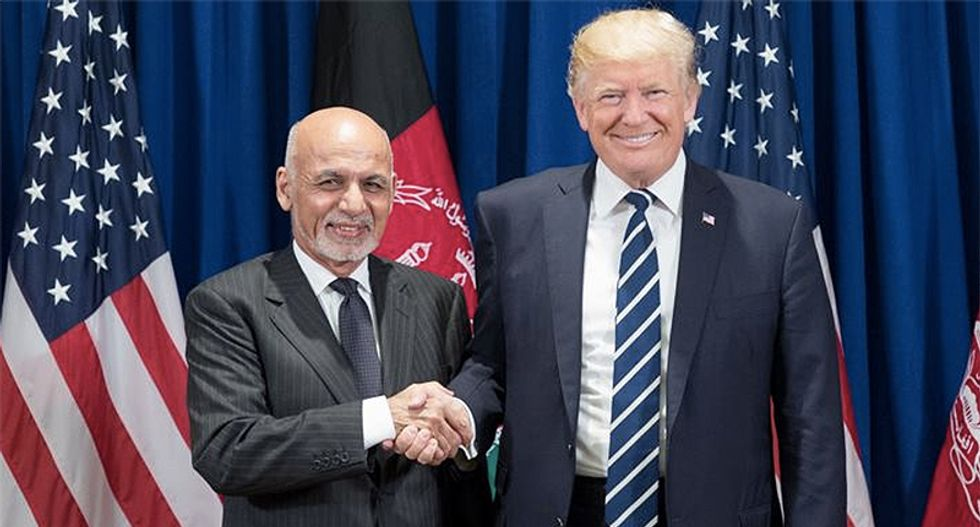 The Taliban has a completely different story about why their meeting with Trump was canceled