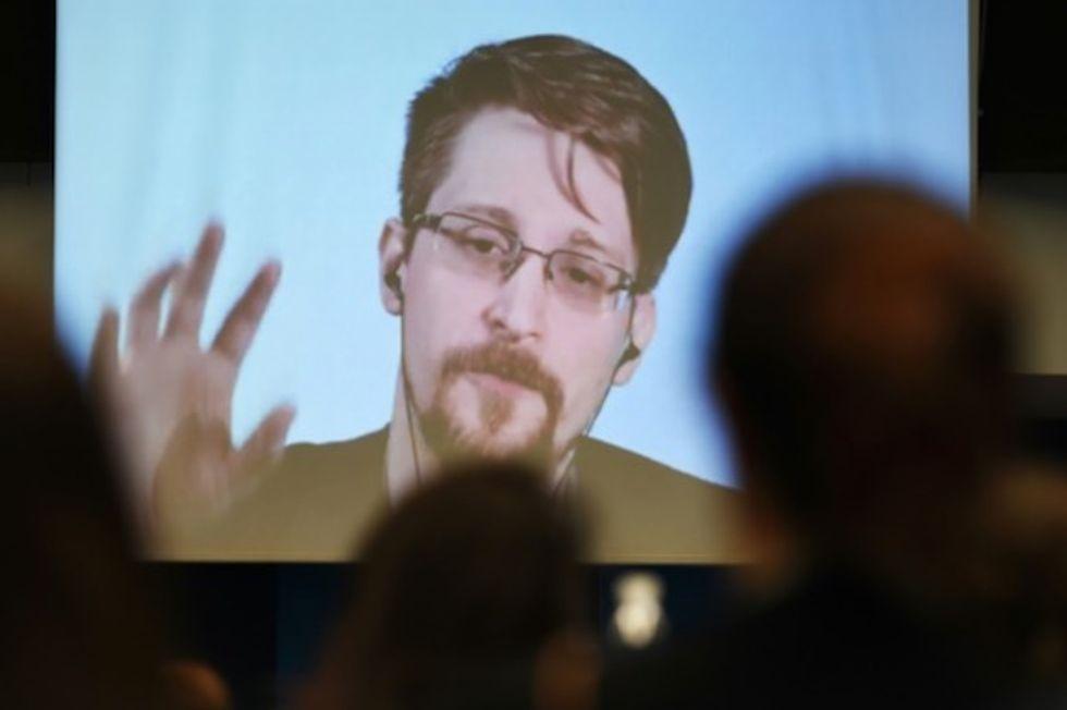 Edward Snowden condemns Trump's mistreatment of whistleblower who exposed Ukraine scandal