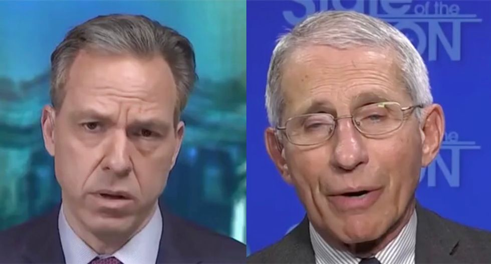 'It is what it is': Fauci carefully admits Trump 'could have saved lives' if he took the virus seriously