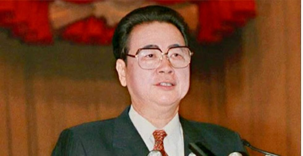 Former Chinese premier Li Peng, the 'Butcher of Beijing', dies aged 90